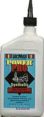 LubriMatic 11564 Power Pro Synthetic Blend 80w/90 Marine Lower Unit Gear Lube, 1 Quart by LubriMatic