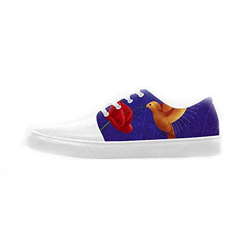 Custom Hummingbird Womens Canvas shoes Le scarpe le scarpe le scarpe. Venta Barata De Descuento Venta En Línea Oficial Manchester Vuelos Gran Venta Especial cxMT9