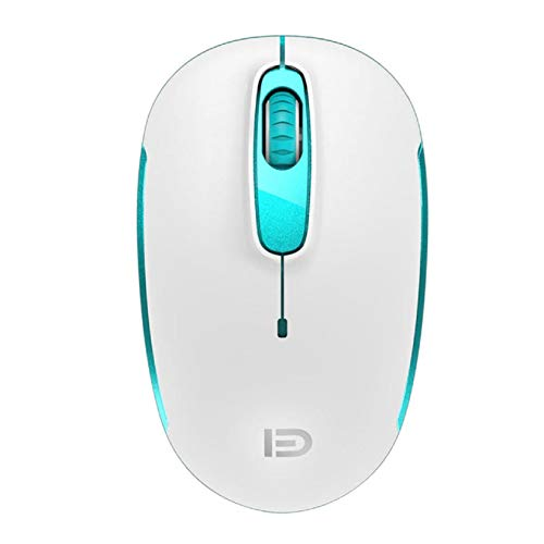 Roysberry Wireless Gaming Mouse, Portable Cute Lovely Wireless Mouse Ergonomic Wireless Laptop Mouse 2.4G USB Mini Mouse, Perfect for Office and Home Use ()