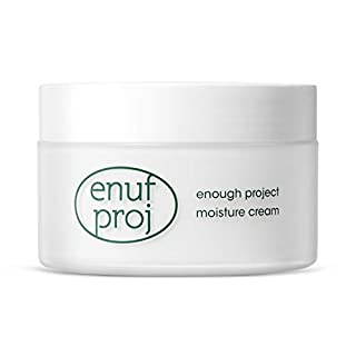ENOUGH PROJECT Anti-Aging Face Moisturizer by Amorepacific, Facial Cream with Beta-Hyaluronic Acid, Anti-Oxidation Face Cream for Women & Men, Anti-Wrinkle Day & Night Cream 100ML