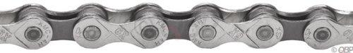 KMC X9 Silver/Black 9 speed Chain, 6.6mm