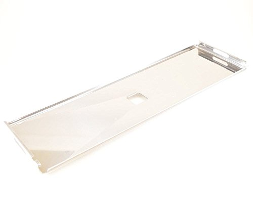 Fiesta SP5385-42 Gas Grill Grease Tray Genuine Original Equipment Manufacturer (OEM) part for Fiesta, Stainless
