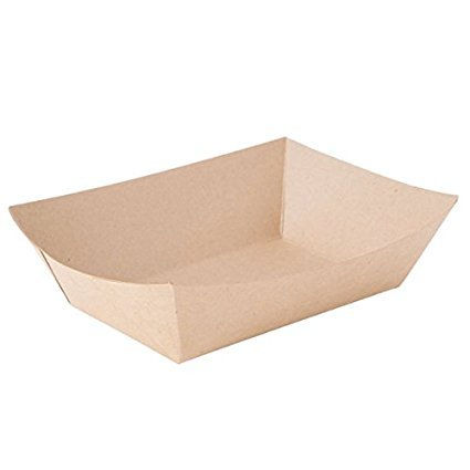 paper food tray small - 2