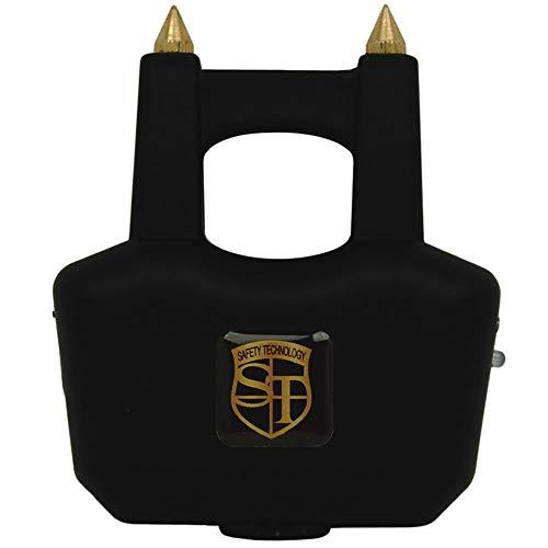 Safety Technology Spike Stun Gun (Black)