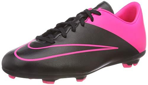 Chaussures Noir Enfant Fg Mixte De Nike Mercurial Jr fuchsia V Football Victory wqUxzXvO