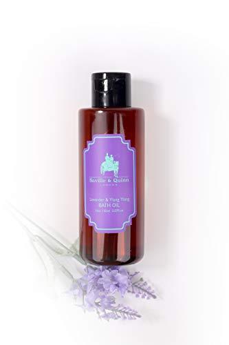 Saville & Quinn Lavender and Ylang Ylang Bath Oil