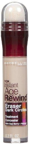 Maybelline New York instantanée Age Rewind Eraser Cernes Traitement Anti-cernes, Salon 10, Once 0,2 fluide