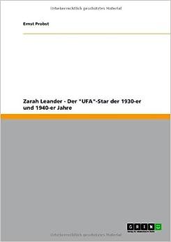 Zarah Leander - Der