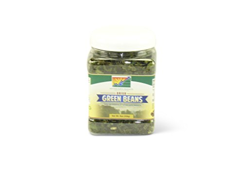 Mother Earth Products Dried Green Beans, Quart Jar ()