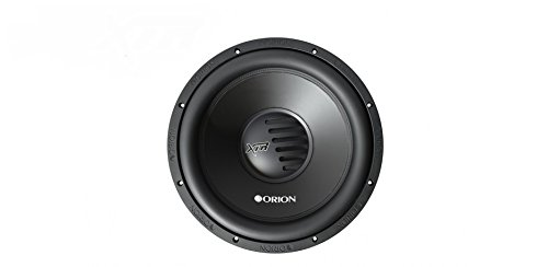 "Orion XTR154D 15"" Dual 4 Ω XTR Series Car Subwoofer"
