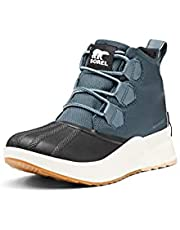 SOREL Women's Out 'N About III Classic Boot — Waterproof Leather & Suede Winter Boots