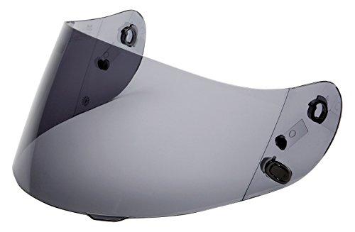 HJC Helmets HJ-09 Unisex-Adult Anti-Scratch Replacement Face Shield (Dark Smoke, One Size)