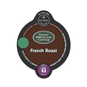 Keurig 2.0 Green Mountain French Roast Coffee , K-Carafe Packs (30)