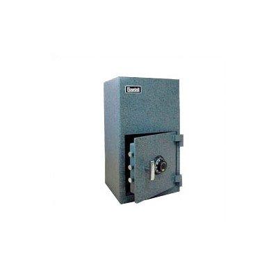 Medium Back Loading Commercial Depository Safe Lock Type: Dual Key Lock, Size: Medium