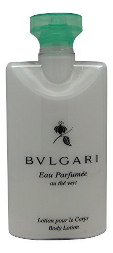 Bvlgari Au the Vert Lotion Lot of 6 Bottles each 2.5oz. Total of 15oz