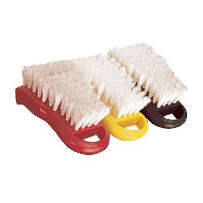 (Update International BRP-RE Cutting Board Brush, 6 in, Red, P.Resin)
