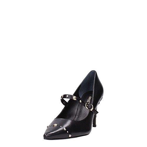 Guess  Elily,  Damen Geschlossene Sandalen , schwarz - schwarz - Größe: 37½