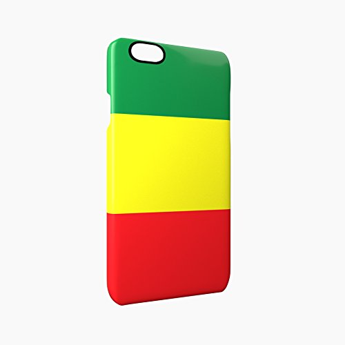 Flag of Mali Glossy Hard Snap-On Protective iPhone 6 / 6S Case Cover