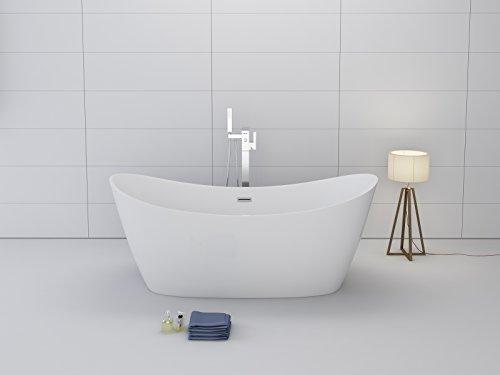 60 inch freestanding bathtub - 1