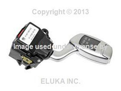 BMW Genuine Shift Lever - Automatic Transmission (Gear Selector) for 745i 750i 760i ALPINA B7 745Li 750Li (Selector Gear Shift Lever)