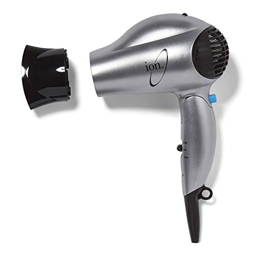 (Ion Dual Voltage Ionic Travel Hair Dryer)