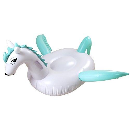 Unicorn Floater (White) - 1