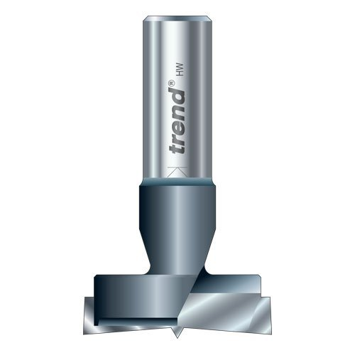Trend 105/30X1/2TC - Router Machine Bit - Silver by Trend by Trend