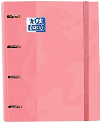 Oxford School Schreibmappe A4 A4 gum pink