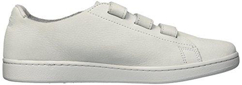 Light Sneaker Lacoste Grey Carnaby Men's Strap Light Grey qwgfHBw