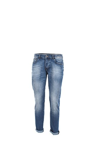 Jeans Uomo No Lab 31 Denim New York Rbb Basic Primavera Estate 2017