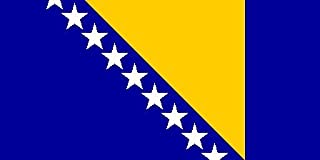 product image for Bosnia Flag 4ft x 6ft Nylon - Outdoor