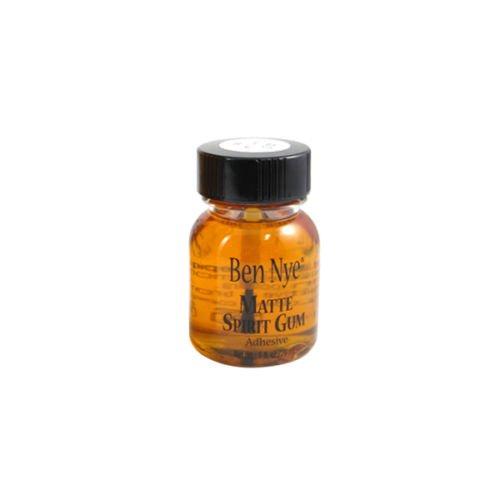 Ben Nye Spirit Gum MATTE Adhesive - 1 ounces]()