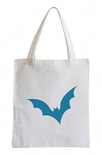 Raxxpurl ondeggiamento Bat Fun sacchetto di iuta