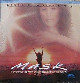 Mask LASERDISC (NOT A DVD!!!) (Full Screen Format) Format: Laserdisc -