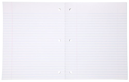 043100052227 - Mead 1-Subject Wireless Notebook, 10.5 x 8 Inches, Wide Ruled, 80 Sheets (05222) carousel main 6