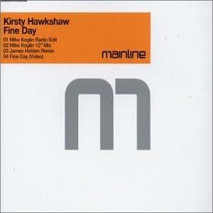 KIRSTY HAWKSHAW - FINE DAY ALBUM LYRICS