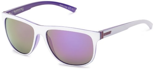 VonZipper Cletus  Sunglasses,Whiteout & Purple,One - Zipper Sunglasses Von White