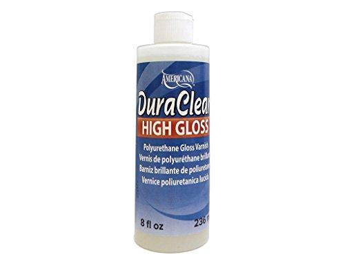 (DecoArt Americana Duraclear Varnish 8oz High Gloss)