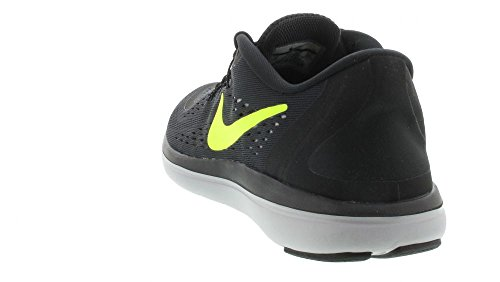 wiki online NIKE Men's Flex 2017 RN Black/Volt/Wolf Grey best for sale free shipping ebay clearance real MESseS9dI