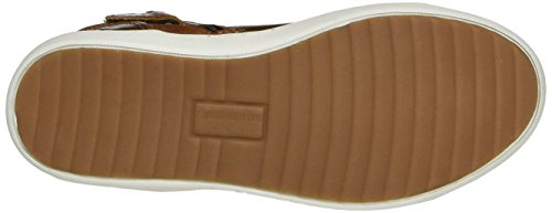 Pantofola dOro Canaverse Ragazzi Fur Mid - Zapatilla Alta Niños marrón (tortoise shell)