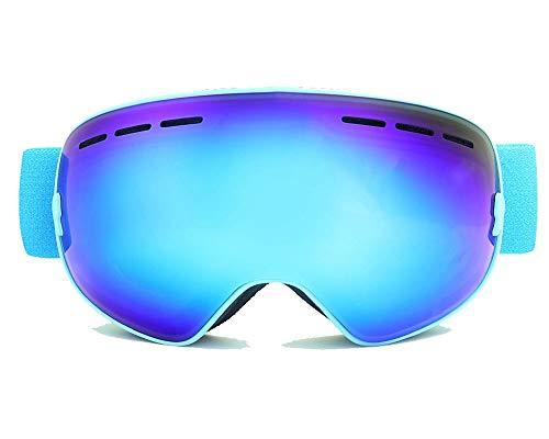 Beydodo Gafas de Esqui Gafas Hombre Gafas Mujer Gafas de Nieve Gafas de Deporte Gafas de Noche Gafas de Hombre de Seguridad...
