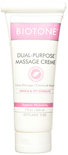 Biotone Dual Purpose Massage Creme 7 oz - Pack of 2 ()