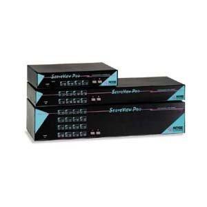 Rose Electronics ServeView Pro SEC-16UB 16-port KVM Switch (SEC-16UB) by Rose Electronics