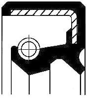 Corteco 01026910B Wellendichtring Kurbelwelle