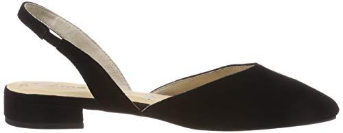 Donna 22 Caviglia Nero 29401 1 1 Tamaris black Cinturino Scarpe 1 Con Alla pOBwqxzU
