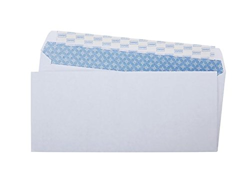 - Staples Easy Close No. 10 Security-Tint Envelopes, 4-1/8 x 9-1/2 inches, Box of 100