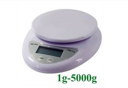 5000g/1g 5kg Food Diet Postal Kitchen Digital Scale scales balance weight weighting LED electronic - 8