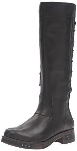 Caterpillar Women's Ness Engineer Boot - Black - 9 B(M) US