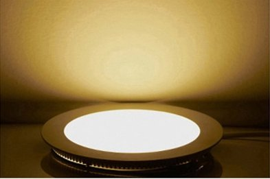4 Pack LED Recessed Ceiling Light Disk – 4'' Ultra Thin Round Spotlight – Dimmable - ETL List - IC-Rated - 810 - Lumens - with Remote Driver Box - 3000K (Warm White, 4 inch) by YAY (Image #2)
