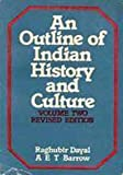 img - for Outline of Indian History and Culture book / textbook / text book